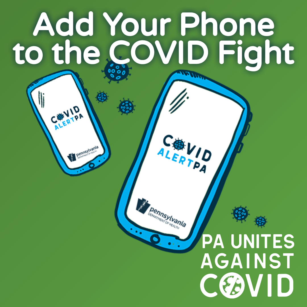 Add Your Phone to the Fight Instagram Banner