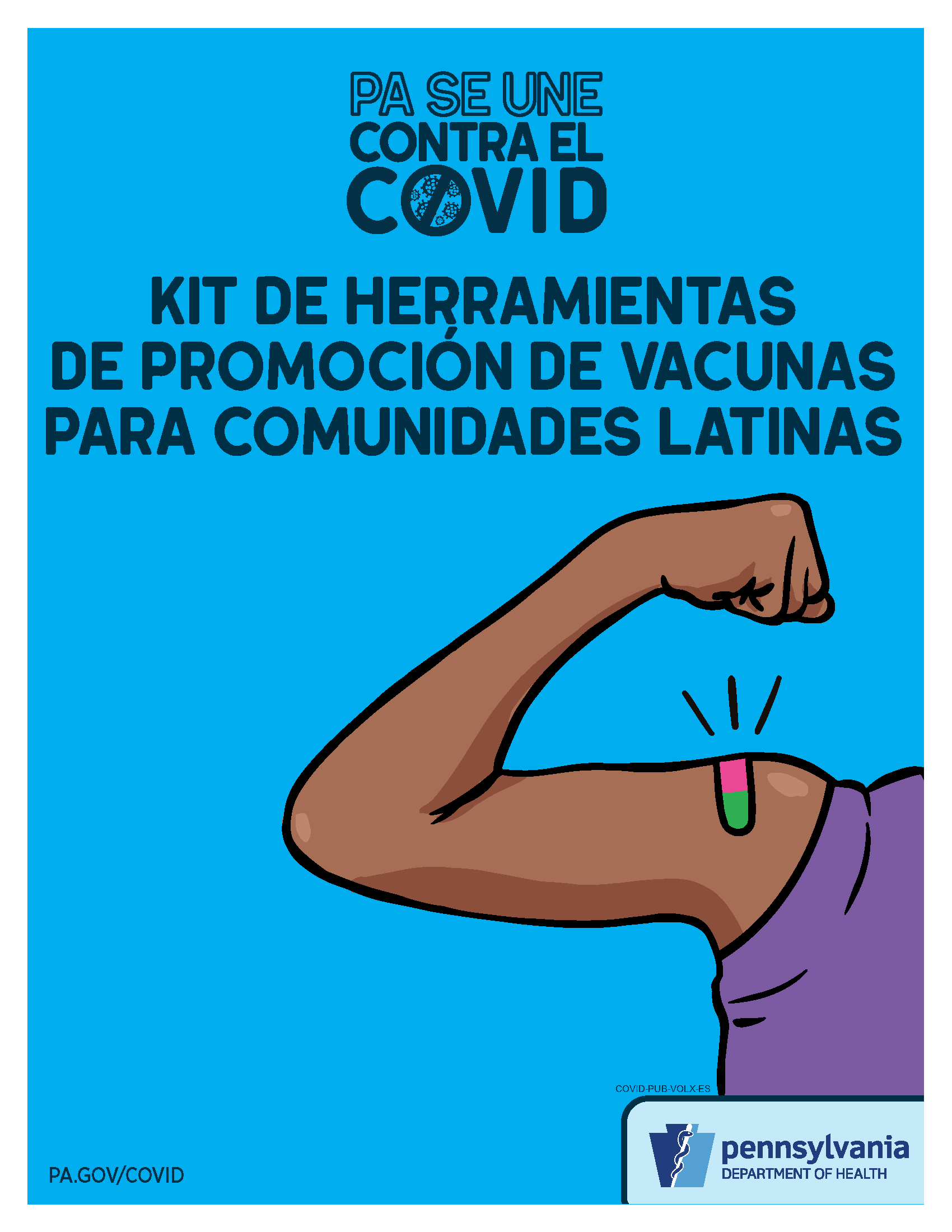 Vaccine Outreach Toolkit for Latinx Communities