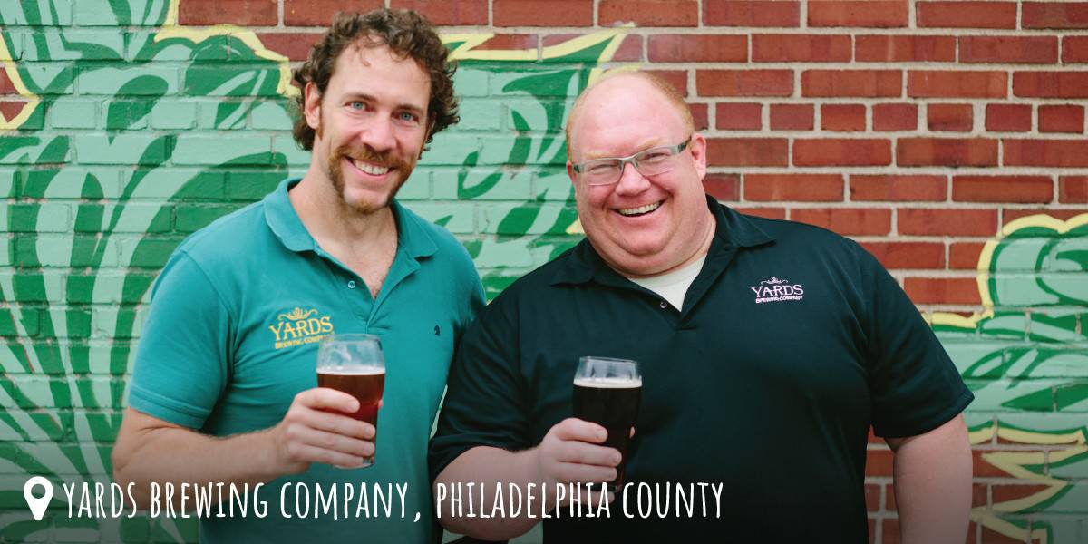 Photo of Yards Brewing Company in Philadelphia County